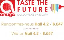Salon ANUGA Cologne 2019